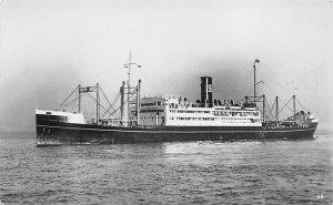 President Garfield Dollar SS Line Ship Unused