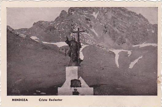 RP; MENDOZA, Cristo Redentor, Argentina, 10-20s
