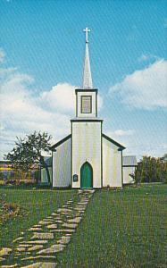 St. Paul's Anglican Episcopal Church, Manitowaning, Manitoulin Island, Ontari...