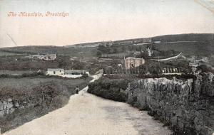 Wales Prestatyn, The Mountain, Walk, Road