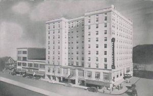 West Virginia Charleston The Daniel Boone Hotel
