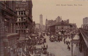 NEW YORK CITY, 00-10s ; Hearld Square