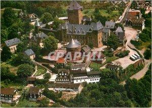 Postcard Modern Mauritius Montagne des Trois Mamelles