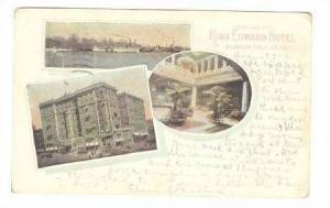King Edward Hotel, Toronto, Canada,PU-1909