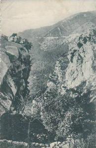 Vallon Pres d'Eze, La Cote d'Azur Pittoresque, France, 1900-1910s