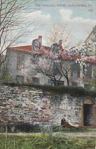 Virginia Alexandria The Carlisle House