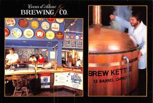 Coeur d'Alene Brewing Co -