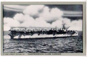 Independence Class Carrier