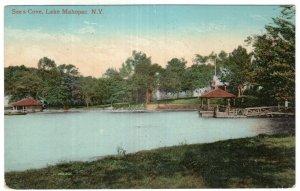 Lake Mahopac, N.Y., See's Cove