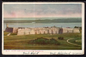 Old Fort Marion,St Augustine,FL BIN