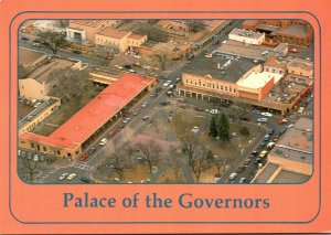 New Mexico Santa Fe Palace Of The Governors