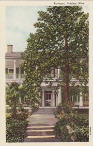 Ravenna, Natchez, Mississippi,  30-40s