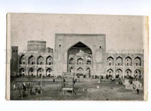 137952 Uzbekistan SAMARKAND Square Registan & Tillya-Kori madr