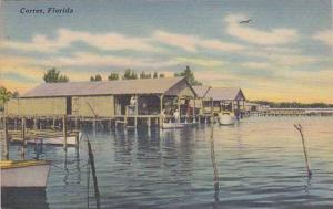 Largest commercial fishing village on Florida's West Coast, Cortez, Florida, ...