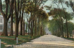 UTICA , New York , PU-1916 ; Rutger Street (dirt)