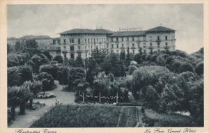 La Pace Grand Hotel, MONTECATINI TERME (Tuscany), Italy, 1910-1920s