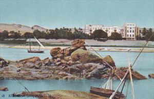 ASSUAN , Egypt , 00-10s ; Savoy Hotel