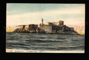 016376 LIGHTHOUSE  in MARSEILLE in FRANCE Vintage PC