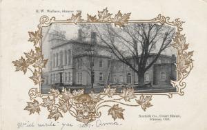 SIMCOE , Ontario, 1905 ; Court House