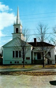 Maine Lincoln Congregational Church