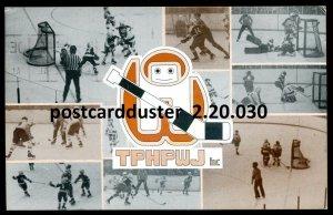 030 - JONQUIERE Quebec 1980s Pe-Wee Hockey Tournament. Sport TPHPWJ