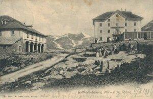 Switzerland Gotthard Hospiz 04.76