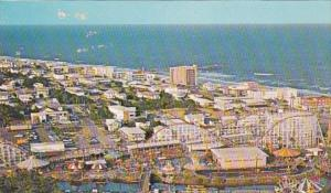 South Carolina Myrtle Beach Aerial View