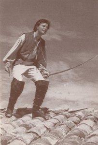 Gerard Philipe Actor Film Postcard