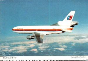 United Airlines Super DC-10-10 Friend Ship