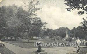 The Common New Bedford MA Unused