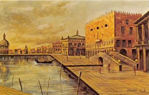 December in Venice  Artist  Moris Katz