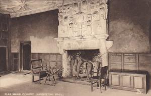 Tuck Banqueting Hall Plas Mawr Conway England