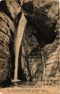 CPA Env. d'ALLEVARD-les-BAINS - Gorges du Buisson la Pierre (433765)