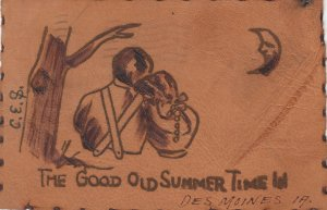 LEATHER ;  The Good Old Summer time , 1905