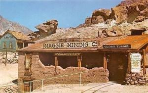 Calico California~Maggie Silver Mine~Tour~Glory Tunnel~Ghost Town~1950s PC