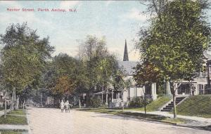 PERTH AMBOY, New Jersey , 1900-10s; Rector Street