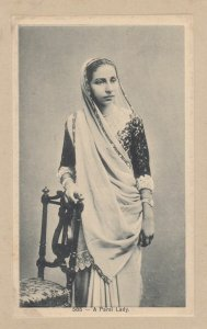 A Parsi Lady , India , 00-10s
