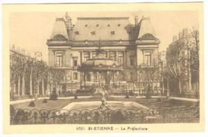 ST. ETIENNE, La Prefacture, Rhone-Alpes, France, 10-20s