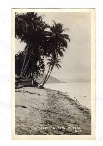 RP, A Beach In New Guinea, 1920-1940s