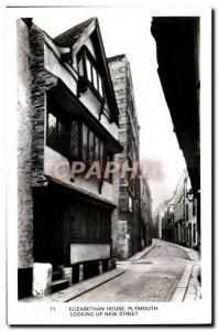 England - England - Devon - Elizabethan House - Modern Postcard