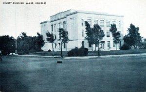 Colorado Lamar County Building