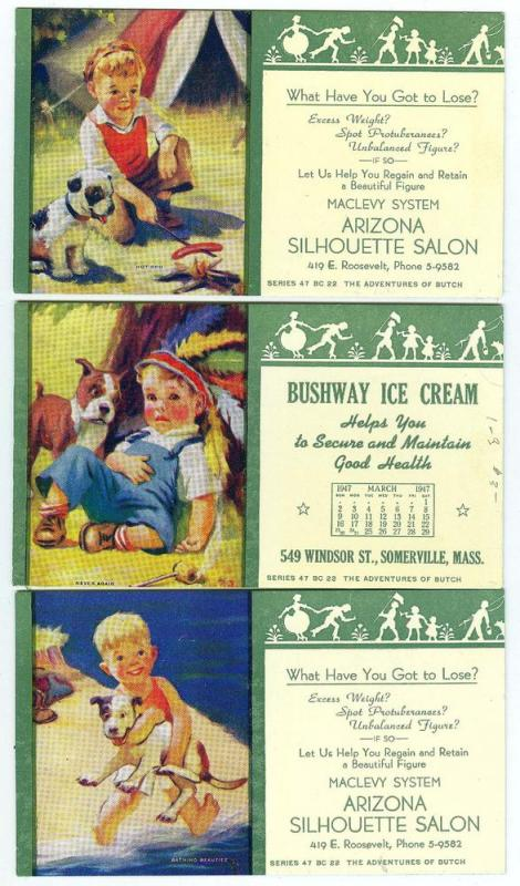 3 - Bushway Ice Cream / Somerville Mass