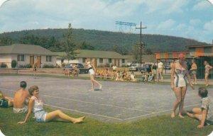 Bushkill , MT POCONO, Pa, 50-60s ; Fernwood , Tennis