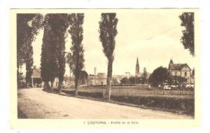 Couterne , Orne department , France., 00-10s ; Entree de la Ville