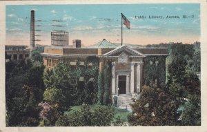 AURORA , Illinois , 1927 ; Public Library