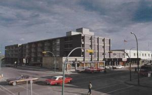Ywllowknife Inn , Yellowknife , N.W.T. , Canada 50-60s