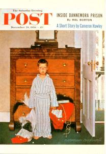 Norman Rockwell - Bottom Drawer