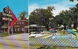 Mississippi Biloxi Oak Manor Motel With Pool