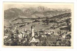 RP  Immenstadt im Allgäu, Bavaria, Germany, 1944