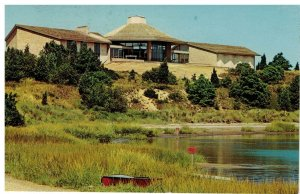 Postcard - Visitor's Center Cape Cod National Seashore, Eastham, Massachusetts